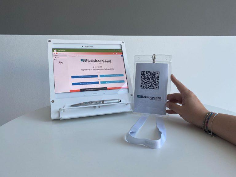 QR Code per software Cube Guest