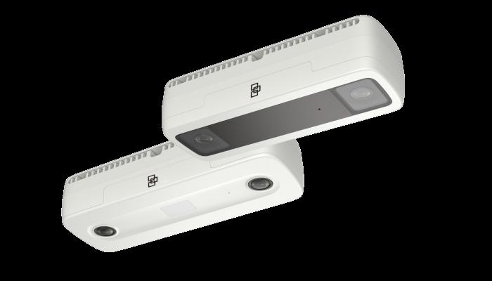 Tecnologie professionali con telecamere di people counting e occupancy monitoring