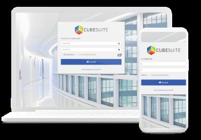 CubeSuite sistema PSIM su computer, pc, smartphone e tablet
