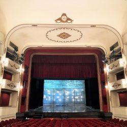 Sistemi di sicurezza per teatri, musei e cinema