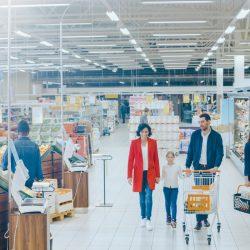 Sistemi di sicurezza per supermercati e GDO