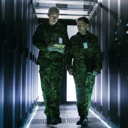 Sistemi di sicurezza per caserme e basi militari