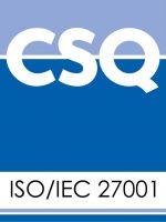 Logo Certificazione ISO 27001 per la sicurezza delle informazioni